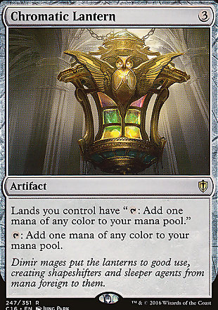 image of card Chromatic Lantern