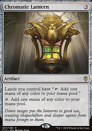 image of card Chromatic Lantern