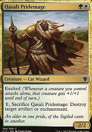 image of card Qasali Pridemage