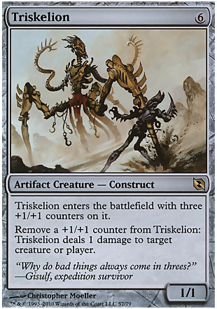 image of card Triskelion