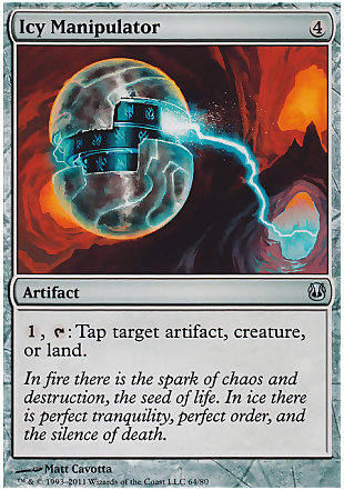 image of card Icy Manipulator