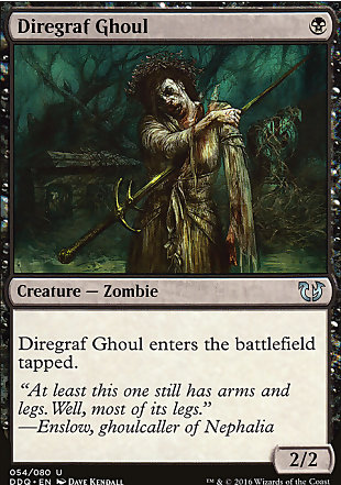 image of card Diregraf Ghoul