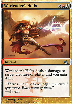 image of card Warleader's Helix