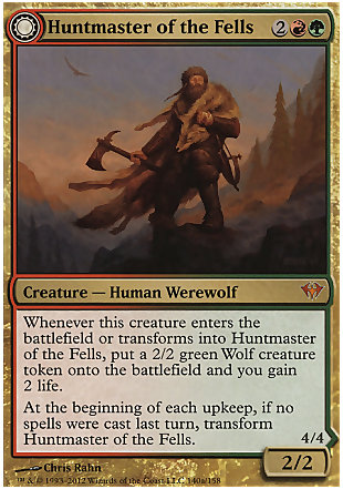image of card Huntmaster of the Fells