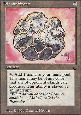 image of card Fellwar Stone