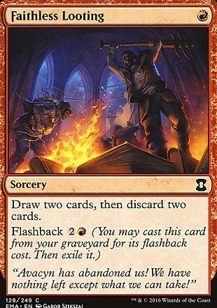 image of card Faithless Looting