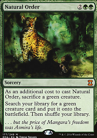image of card Natural Order