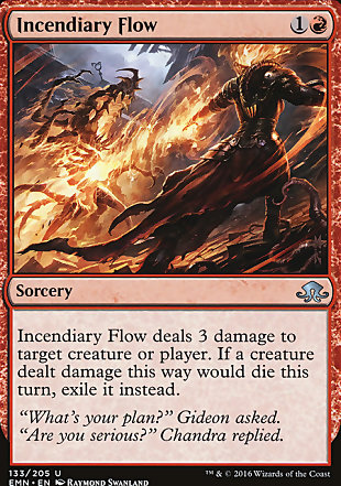 image of card Incendiary Flow