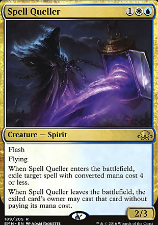 image of card Spell Queller