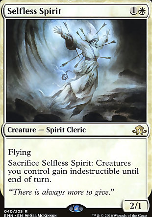 image of card Selfless Spirit