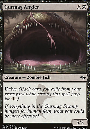 image of card Gurmag Angler