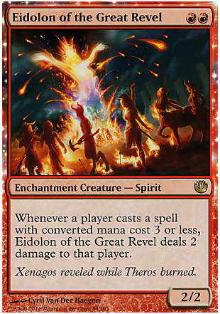 image of card Eidolon of the Great Revel