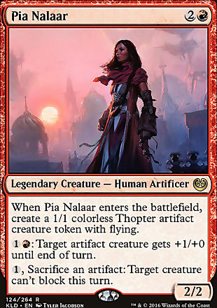 image of card Pia Nalaar