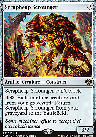 image of card Scrapheap Scrounger