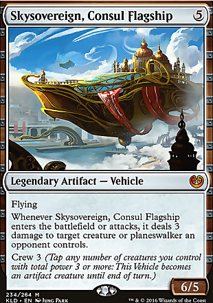 image of card Skysovereign, Consul Flagship