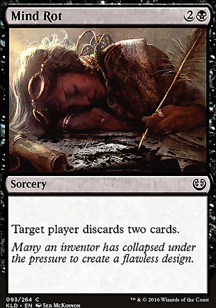 image of card Mind Rot