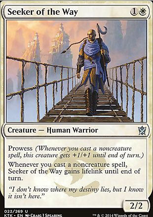 image of card Seeker of the Way
