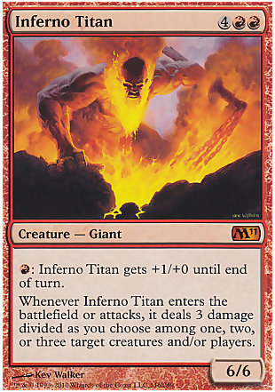 image of card Inferno Titan
