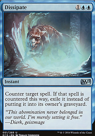 image of card Dissipate