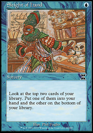 image of card Sleight of Hand