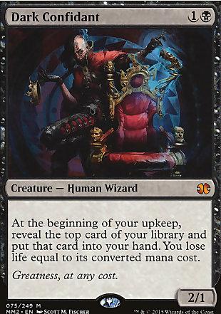 image of card Dark Confidant
