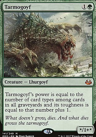 image of card Tarmogoyf