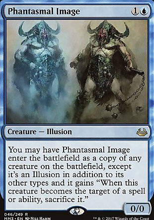 image of card Phantasmal Image