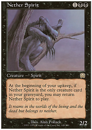 image of card Nether Spirit