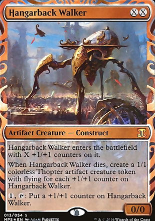 image of card Hangarback Walker