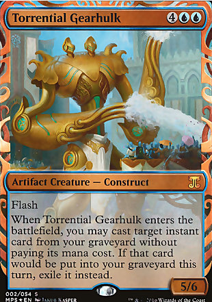 image of card Torrential Gearhulk