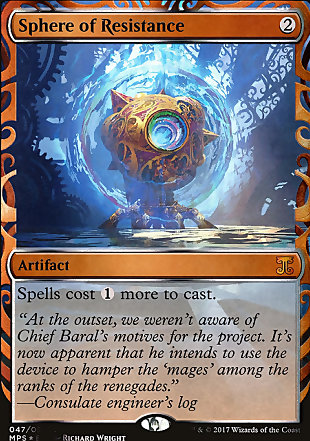 image of card Sphere of Resistance