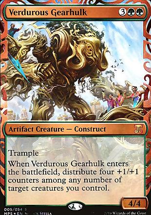 image of card Verdurous Gearhulk