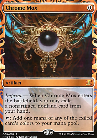 image of card Chrome Mox