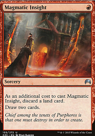image of card Magmatic Insight