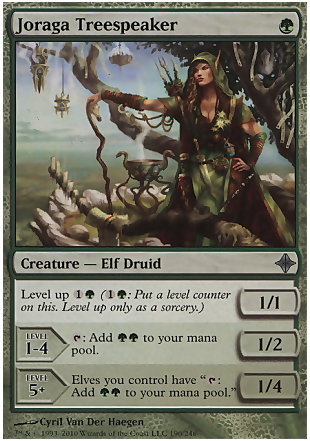 image of card Joraga Treespeaker