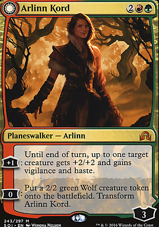image of card Arlinn Kord