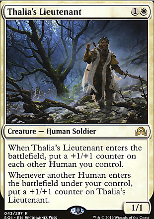 image of card Thalia's Lieutenant