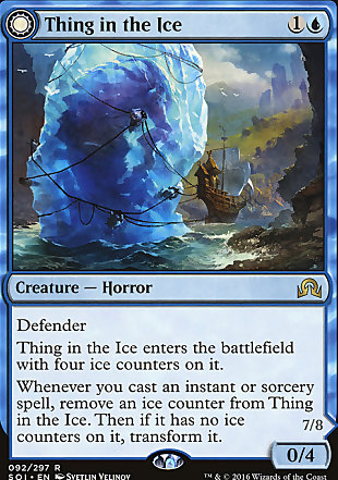 image of card Thing in the Ice