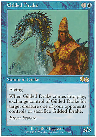 image of card Gilded Drake