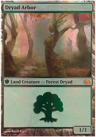 image of card Dryad Arbor