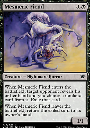 image of card Mesmeric Fiend