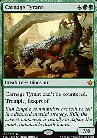 image of card Carnage Tyrant