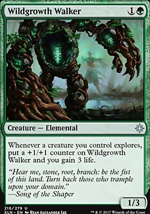 image of card Wildgrowth Walker