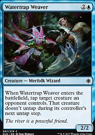 image of card Watertrap Weaver